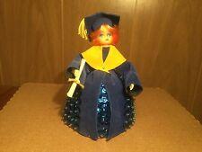 "Vintage Li'l Missy Beaded Sequin Doll-1970's "" The Graduate "" Doll #13334"