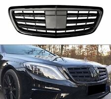 FRONT GRILLE Maybach / S600 style for Mercedes Benz W222 S class S63  (GLOSS)