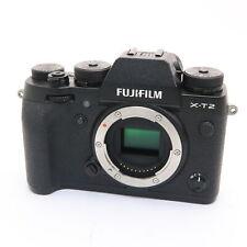 Fujifilm Fuji X-T2 24.3MP Mirrorless Digital Camera Body (Black) #188