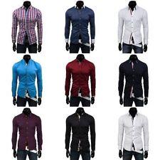 Chemises décontractées pour homme taille 3XL