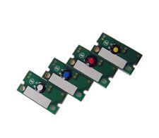 4 x Drum Reset Chip KM Bizhub C3100P C3110 Develop ineo +3100P +3110 CMYK IUP23