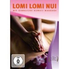 LOMI LOMI NUI - DIE SINNLICHE HAWAII-MASSAGE  DVD NEU