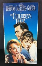 The Children's Hour VHS Audrey Hepburn Shirley MacLaine James Garner B&W 1961