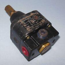 Norgen 150Psig Inlet 60Psig Outlet Pressure Regulator 11-018-101 *Pzf*