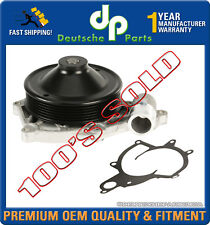 Porsche 911 997 987 BOXSTER CAYMAN Water Pump +GASKET 99710601106 METAL IMPELLER