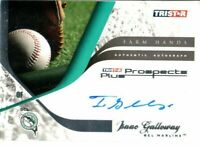 2008 TRISTAR ISAAC GALLOWAY ROOKIE AUTOGRAPH