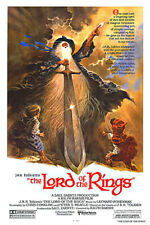 """The Lord Of The Rings - Movie Poster / Print (1978 Animated) (Size: 27"""" X 40"""")"""