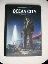 OCEAN CITY TOME 1 TT FOLLE IMAGE COMPLET DE SON ALBUM PETIT FORMAT ET EX-LIB TBE