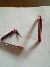 rappel ruban boutonnière pour médaille militaire POLICE modèle 2