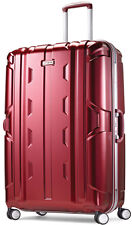 "Samsonite Cruisair DLX 30"" Hardside Spinner Upright Luggage - Burgundy"