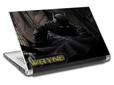 Batman Personalized LAPTOP Skin Vinyl Decal Sticker WITH NAME L183