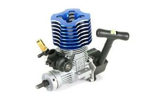 HSP 02060 Blue VX18 Engine 2.74cc Pull Starter for RC 1/10 Nitro Car Buggy