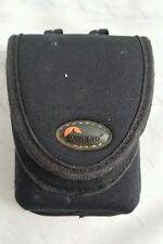 Lowepro Padded Black Digital Mini Camera Case
