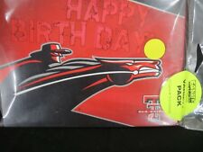 New Texas Tech Red Raiders Birthday/Anniversary/Everyday Cards MSRP $15