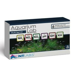 NT Labs Aquarium Lab Multi-test Kit - NTLABS
