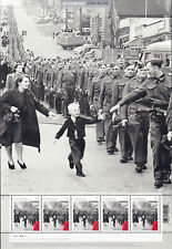 W CANADA 2794a WWII WAIT FOR ME DADDY SOUVENIR SHEET