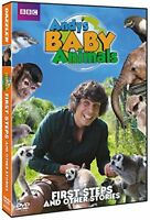 Andy's Baby Animals - First Steps and other Stories (Vol 1) [DVD][Region 2]