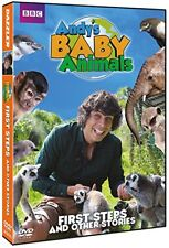 Andys Baby Animals  First Steps and other Stories (Vol 1) [DVD][Region 2]