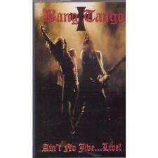 Live Metal Music Cassettes