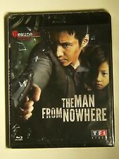 RARE !!! BLU-RAY THE MAN FROM NOWHERE [ édition française VF ] NEUF SOUS BLISTER