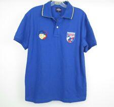 NWT PILIPINAS FUTBOOL AZKALS Polo Soccer Golf Shirt Top Men's XL