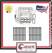 Victor Reinz Cylinder Head Bolt Set&Head Gasket Set Chevy 6.6L Duramax Diesel