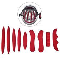 Almohadillas de casco ciclismo Esponja sellada Casco internas protección