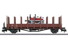 MÄRKLIN 58819 Spur 1 Rungenwagen Rmm der DRG beladen mit Schienen-Lanz#NEU inOVP