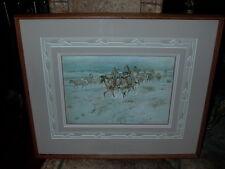 Charles CM Russell Framed Art Print