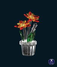 "[SPECIAL OFFER] ""Flower of Fire"" Austrian Crystal Figurine was AU$65.00"