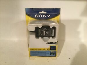 Sony AC-LS5 AC Adapter for Sony CyberShot Cameras, new-old stock