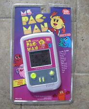 NEW Vintage Ms. Pac-Man Micro Games USA 1992 Handheld Electronic Game MGA
