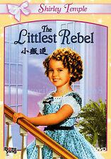 The Littlest Rebel (1935) - Shirley Temple, John Boles - DVD NEW