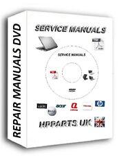 Manuali di riparazione servizio Laptop disco DVD per i sistemi di piattaforma Windows