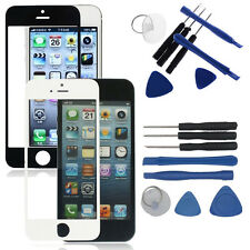 Front Replacement Part Lcd Glass 8 Tools Kits Screen Repair iPhone 4S/5S/6 Tools