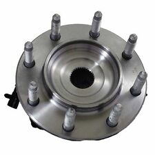 HEAVY DUTY Front Wheel Hub and Bearing Assembly with Speed Sensor 8 Studs