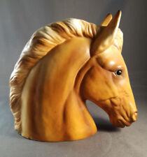 Vintage Napco Palomino Horse Head Planter/Vase #C5568