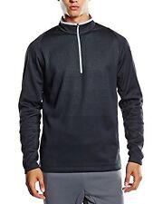 Nike Hypervis Golf Half Zip 2.0 Pullover Men's Shirt (XL) 704566 010