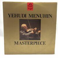 Yehudi Menuhin - Masterpiece - Angel / EMI 2LP Vinyl Records VGC