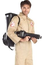 Ghostbusters Costume and Backpack Adult Mens Ghost Busters - Fast Ship -