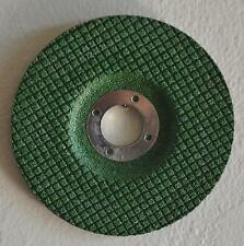 "25pcs 4-1/2"" x 1/8"" x 7/8"" Flexible Grinding Wheel 36 GRIT Green Grinder Disc"
