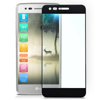 For LG Aristo 2/3/Plus/Phoenix 4 Full Coverage Tempered Glass Screen Protector