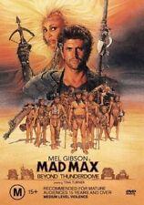 Mad Max 3 : Beyond Thunderdome - DVD - MEL GIBSON CULT 1985 MOVIE - REGION 4