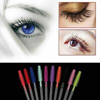 Silicone Disposable Eyelash Brush Mascara Wands Applicator Eyebrow Cosmetic Comb