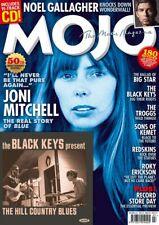 Mojo Magazine + CD July 2021 (Joni Mitchell, Noel Gallagher, Big Star, Troggs)