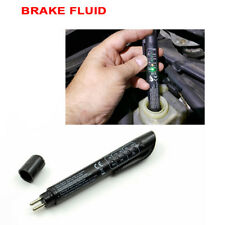Car Brake Fluid Tester Pen For Water Miosture Compact Tool Indicator DOT 3 / 4