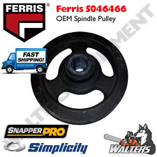Ferris OEM Spindle Pulley 5046466 / 5046466SM also fits Snapper Pro & Simplicity