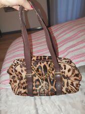 Dolce and Gabbana leopard bag