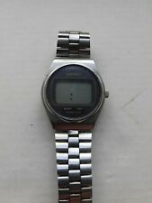 Vintage Seiko LC Quartz Men's Watch spares or repairs 0534-6000