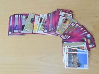 Panini Fußball EM  2012 Deutsch + Int. 50 Sticker  aussuchen + 10 Gratis